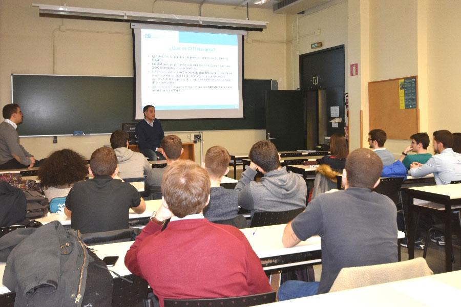 La Cátedra Industria 4.0 otorga 4 becas para realizar prácticas extracurriculares