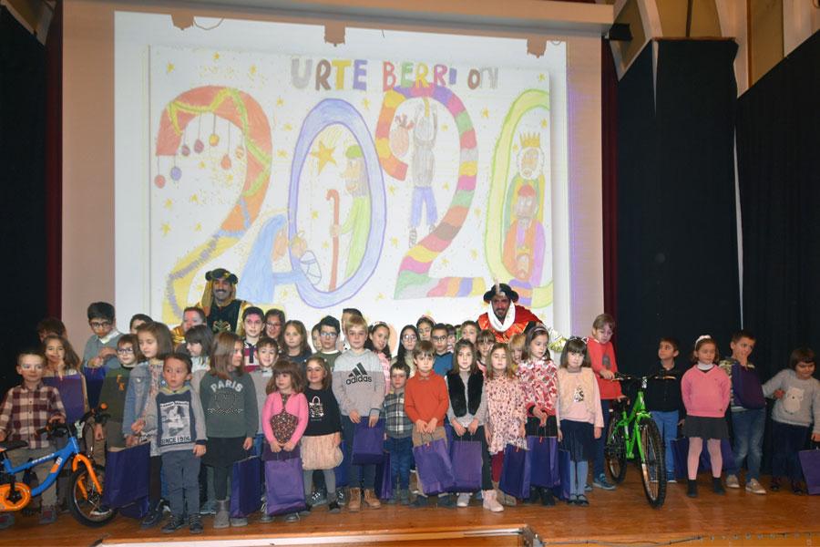 Gorgorito reúne a más de 200 personas en el Festival de Navidad de CITI Navarra