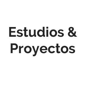 Estudios y Proyectos
