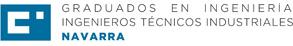 CITI Navarra | Colegio de Graduados en Ingeniería Ramas Industriales e Ingenieros Técnicos Industriales de Navarra Logo